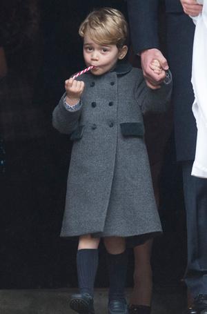 Фото №17 - Воспитание королей: что можно и что нельзя Джорджу, Шарлотте и Луи Кембриджским