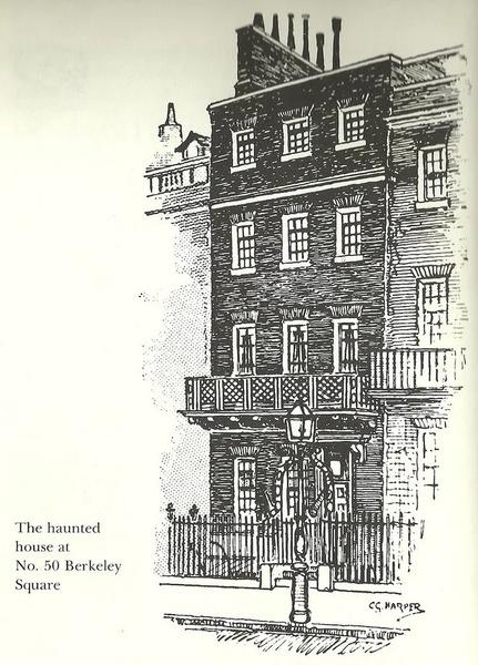 Фото №2 - Проклятый особняк на Беркли-сквер: что обитает в самом жутком доме-убийце Лондона