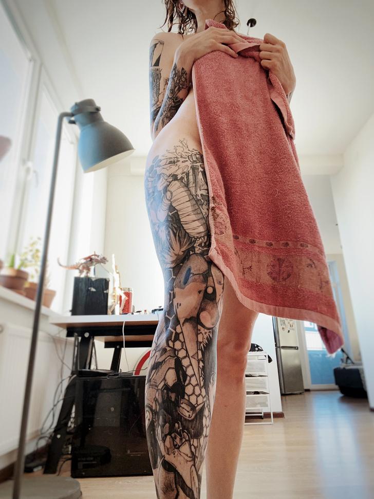 Фото №16 - #Нюдсочетверг: откровенные фотографии самых красивых девушек из «Твиттера». Выпуск 14