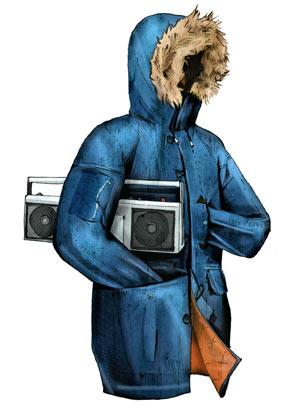 Фото №1 - Куртка аляска