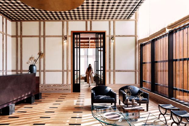 Фото №3 - Отель Austin Proper Hotel по дизайну Келли Уэстлер