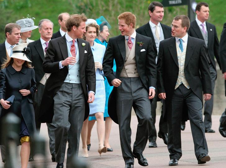 Фото №6 - Дресс-код на королевской свадьбе: в чем Гарри и Меган ожидают увидеть своих гостей