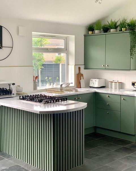 Фото №21 - 7 фантастических преображений: фото кухонь до и после ремонта
