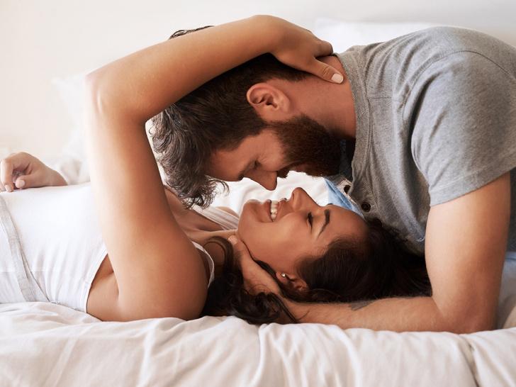 Фото №2 - Внекоитальные оргазмы: как получить удовольствие без проникновения