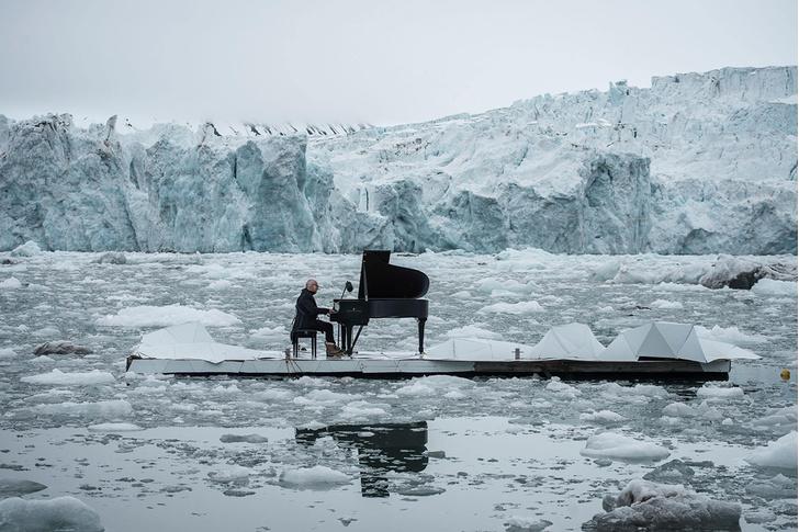 Фото №1 - Музыка во льдах