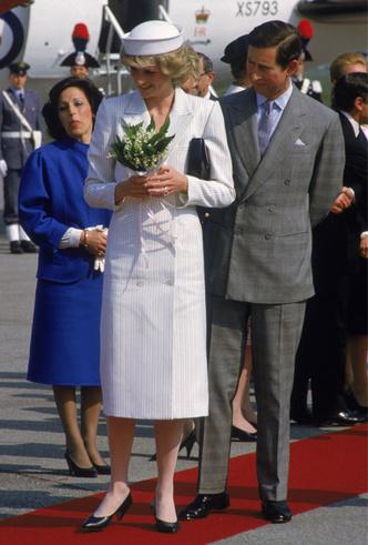 Фото №8 - Как принцесса Диана носила цветные колготки