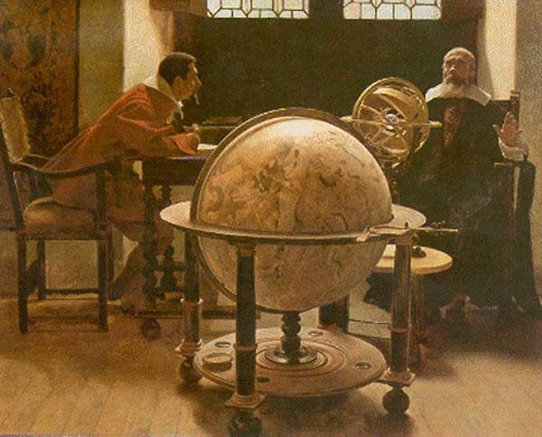 Фото №1 - Прощальный всполох итальянской науки