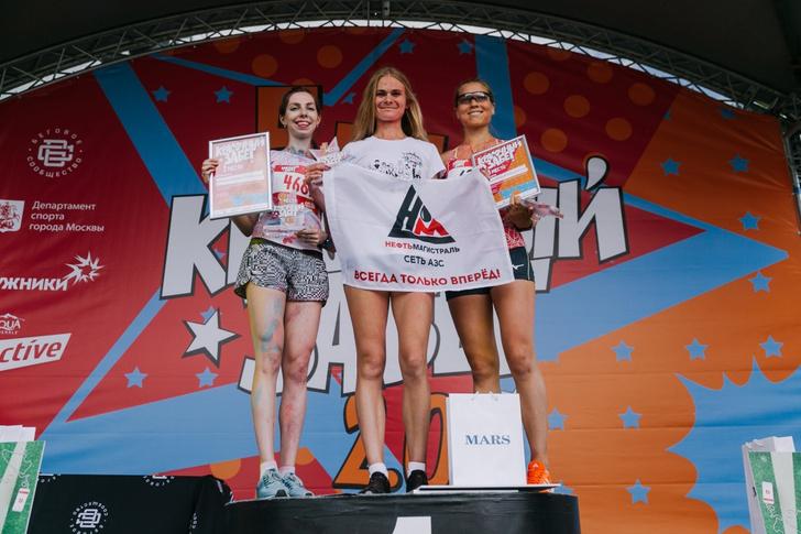 Фото №3 - Ева, смурфики и 5 тонн краски: в Москве прошел Красочный забег