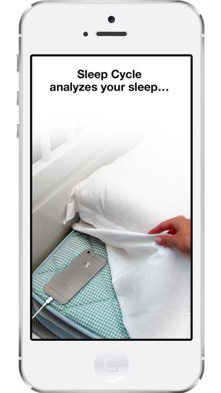 Sleep Cycle alarm clock  приложение