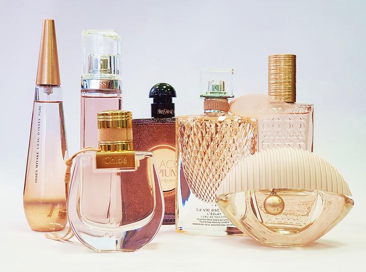 Фото №1 - Чем пахнуть этой весной: 7 новых ароматов в розовом цвете