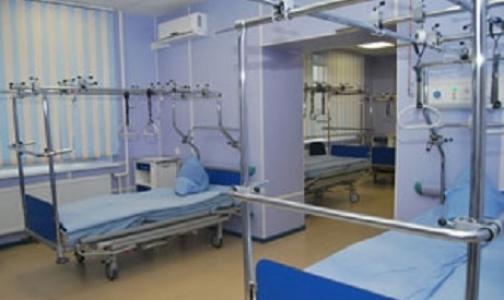 Фото №1 - В Елизаветинской больнице после капремонта открылось отделение сочетанной травмы
