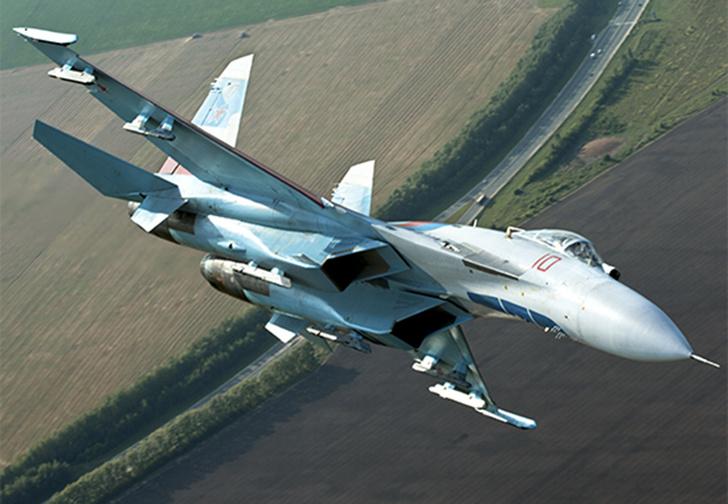 Фото №1 - Сколько стоит поднять на перехват истребитель в России