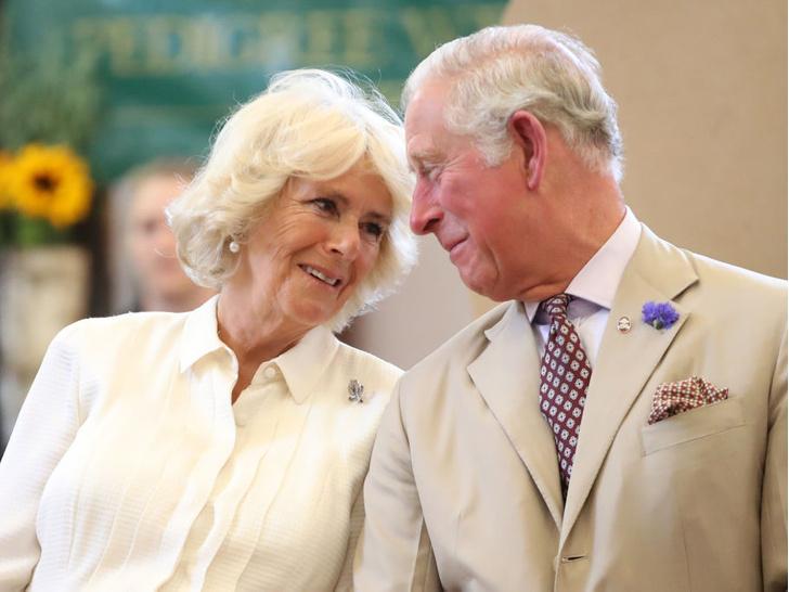Фото №1 - Вместо тысячи слов: как принц Чарльз проявляет чувства к герцогине Камилле