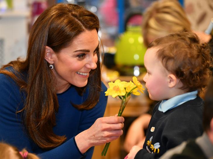 Фото №4 - Герцогиня Кембриджская «задумалась» о четвертом малыше