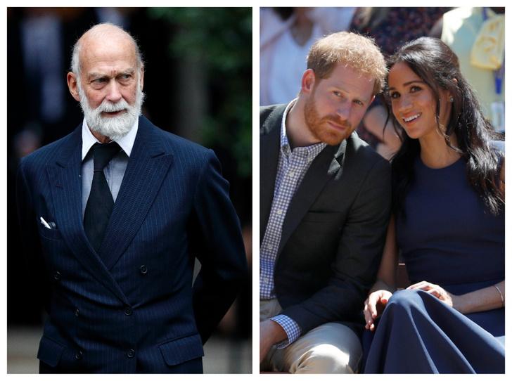 Фото №1 - Зависть или несправедливость: что Сассекские не поделили с принцем Майклом Кентским