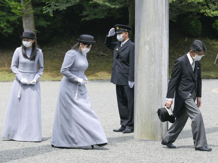 Фото №2 - Японские Ромео и Джультетта: почему принцесса Мако и ее возлюбленный никак не могут пожениться