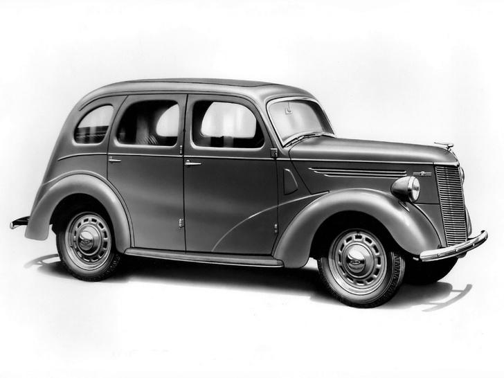 Фото №3 - 17 советских автомобилей, среди которых ни одного советского