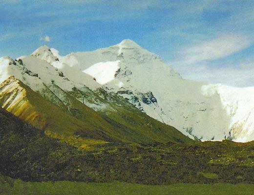Фото №1 - Сплав с Эвереста