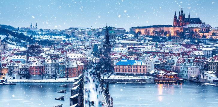 Фото №1 - Климатическая норма: снежные места Европы