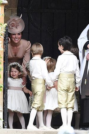 Фото №18 - Свадьба Пиппы Миддлтон
