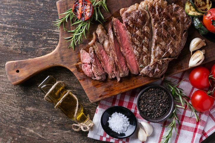 Фото №1 - Диета по группе крови 1: меню «первородных» – артишоки, красное мясо и инжир