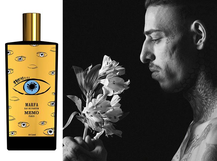 Фото №15 - Бог Флоры: лучшие цветочные ароматы для мужчин