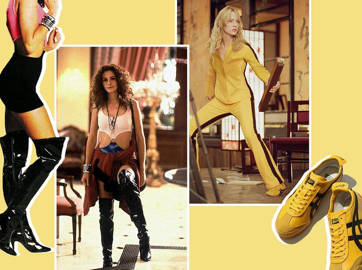 Фото №1 - Культовая обувь из кино: от туфелек «Золушки» до ботфортов «Красотки»