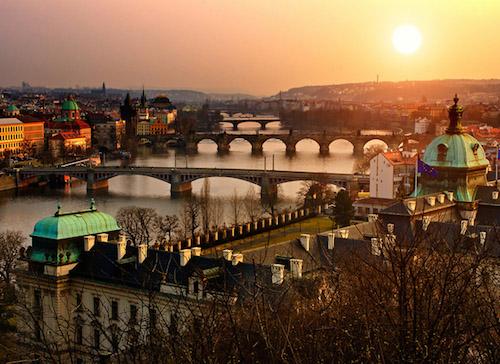 Фото №1 - Самые романтичные города