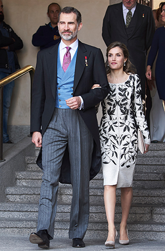 Фото №17 - Монарх без изъяна: за что испанцы любят короля Филиппа VI