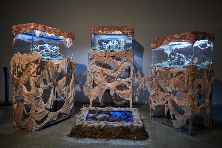 Фото №2 - Современность глазами художников на выставке «Немосква не за горами»
