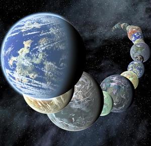 Фото №1 - Сотни миров Млечного пути