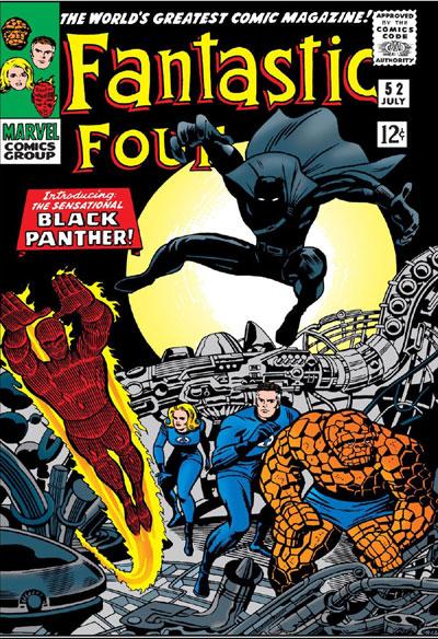 Фото №1 - Черная Пантера и еще 4 героя комиксов, которые заслужили собственные блокбастеры