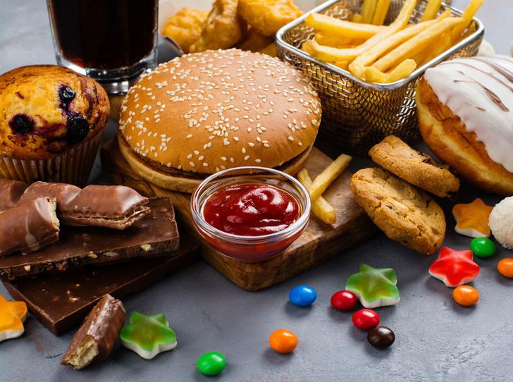 Фото №1 - О каких проблемах говорят ваши пристрастия в еде