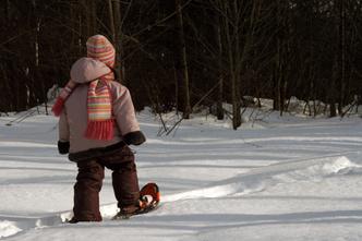 Фото №2 - Мороз и солнце! День чудесный!
