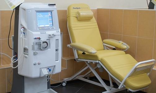 Фото №1 - В Елизаветинской больнице появились новые «искусственные почки»