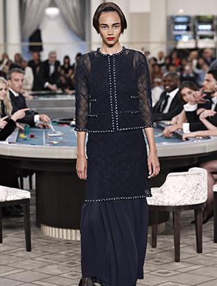 Фото №9 - Неделя Высокой моды в Париже: Chanel FW2015/16