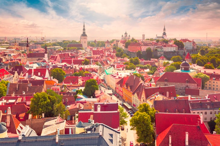 Фото №1 - Летний Таллин: 9 мест, интересных для детей