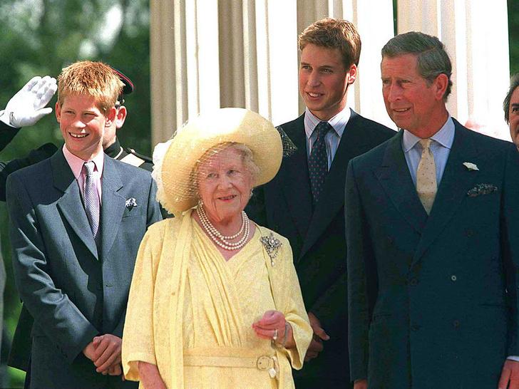 Фото №2 - Какое наследство Королева-мать оставила правнукам (и почему Гарри ничего не получил)