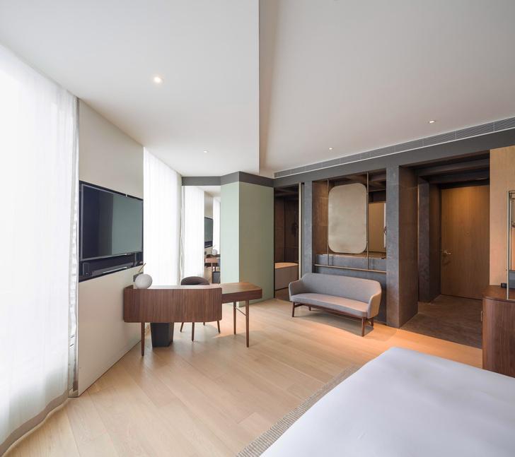 Фото №7 - Отель в Шанхае по проекту Neri & Hu