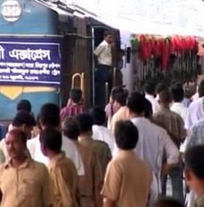 Фото №1 - На поезде из Индии в Бангладеш