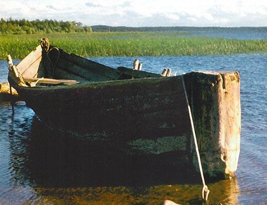 Фото №1 - Твердыня озерных разбойников