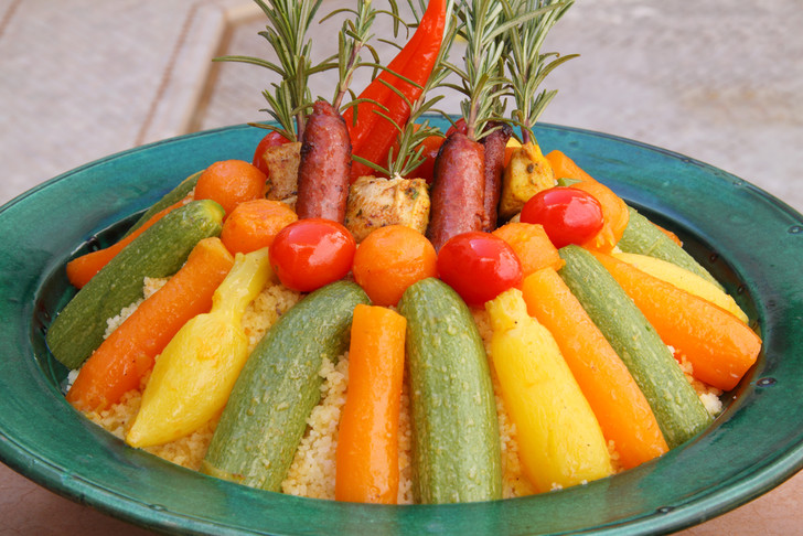 Фото №8 - 5 блюд марокканской кухни
