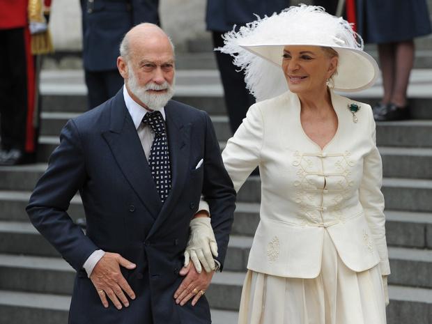 Фото №3 - Зависть или несправедливость: что Сассекские не поделили с принцем Майклом Кентским