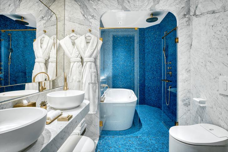 Фото №8 - Обновленный отель-дворец Matild Palace в Будапеште