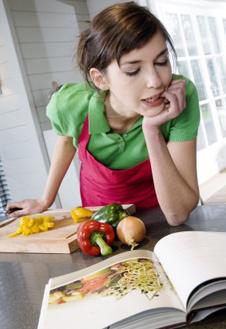 Рецепты с указанием калорий
