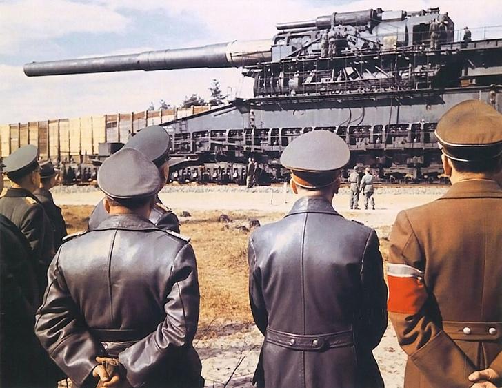 Фото №4 - Вундерваффе, которое лопнуло. Рейтинг немецкого супероружия