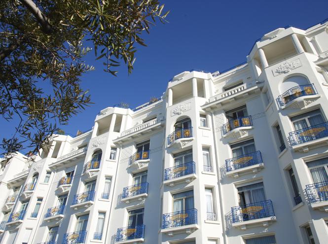 Фото №3 - Каннская жемчужина: отель Martinez вновь принимает гостей