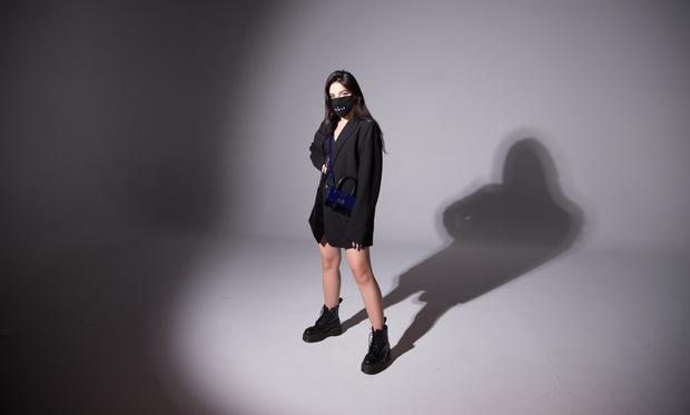 Фото №1 - «Носила маску, когда это еще не было мейнстримом»: Tenderlybae и Кирилл Диденок о буллинге, славе и новой музыке