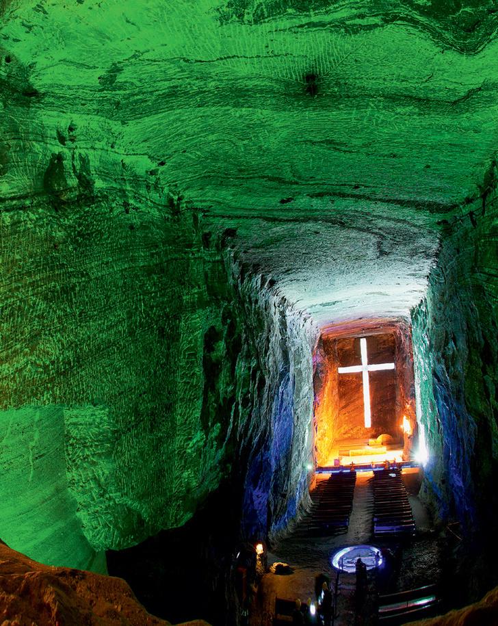 Фото №2 - Больше света: 16 необычных храмов