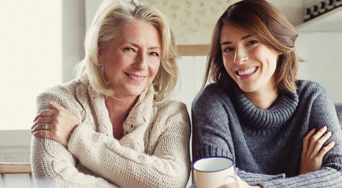 Дочь и мать: отделиться трудно, но необходимо!